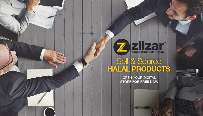 Sell & Source Halal Products