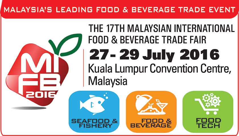 Malaysias Leading Food & Beverage Trade Event